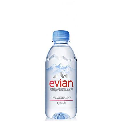 """""""Evian"""" (Эвиан) 0.33л"""