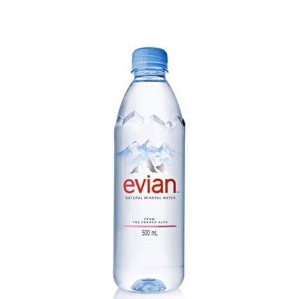 """""""Evian"""" (Эвиан) 0.5л"""